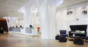 Scandic foyer