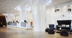 Scandic foyer